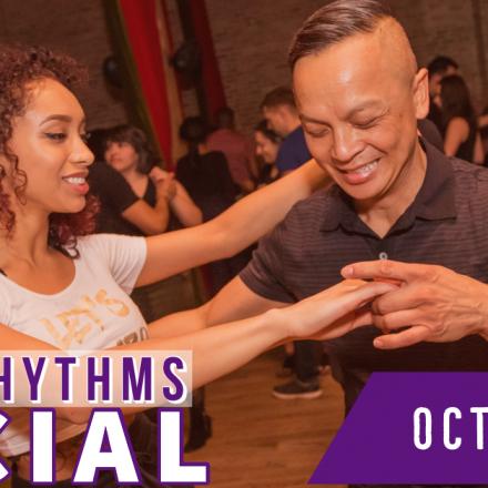 Latin Rhythms Bi-Monhtly Social