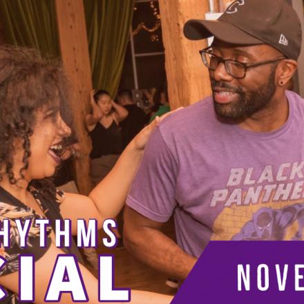 Latin Rhythms Bi-Monthly Social