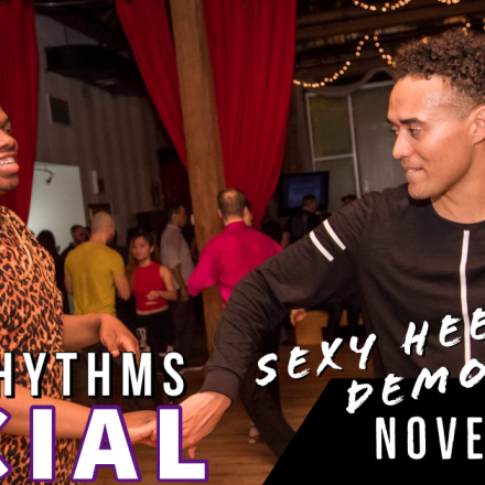 Latin Rhythms Social